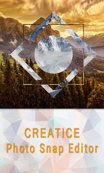 Creative Photo Snap Editor Pics Frame Effects screenshot 13