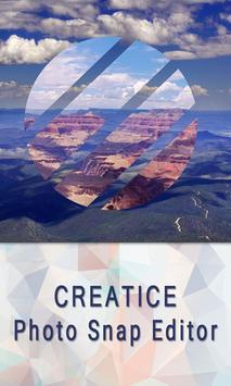 Creative Photo Snap Editor Pics Frame Effects screenshot 2