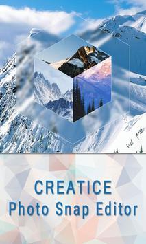 Creative Photo Snap Editor Pics Frame Effects screenshot 5