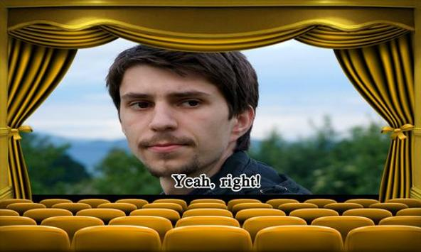 Movie Theater Photo Frames screenshot 1