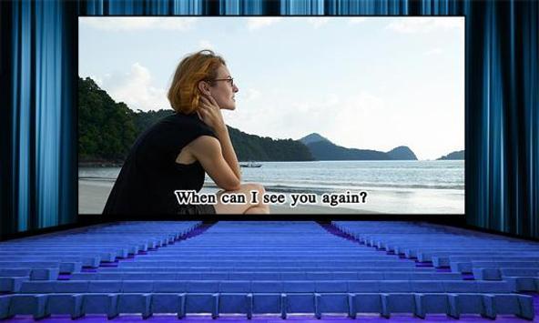 Movie Theater Photo Frames screenshot 2