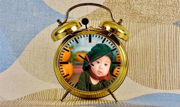 Clock Photo Frames apk screenshot