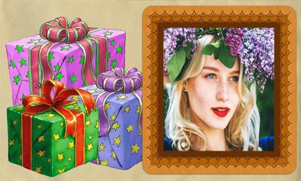 Gift Box Photo Frames screenshot 2