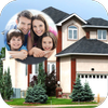 Home Exterior Photo Frame icon