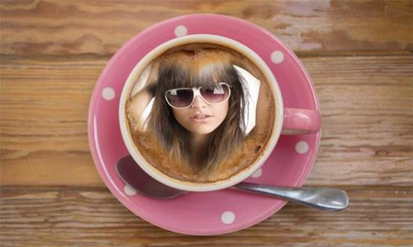 Hot Coffee Mug Frames apk screenshot