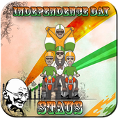 Independence Day Status 2018 icon