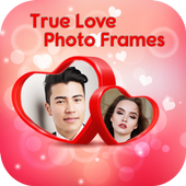 True Love Photo Frames, Stickers, Lwp For WhatsApp icon