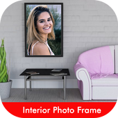 Interior Photo Frames, Stickers, Lwp For WhatsApp icon