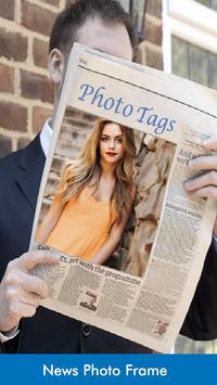 News Photo Frames, Stickers, Lwp For WhatsApp screenshot 2