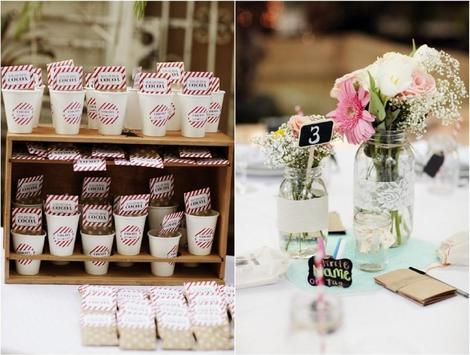 Creative Rustic Wedding Decorations screenshot 5