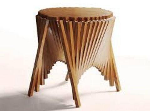 new creative wood furniture screenshot 5