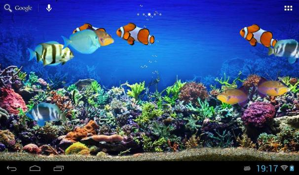 Tropical fishes aquarium apk screenshot