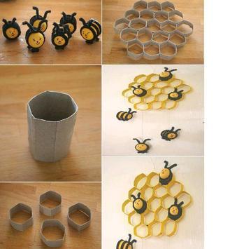 Creative Wall Art Ideas apk screenshot