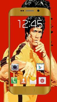 Bruce Lee Wallpapers HD screenshot 1