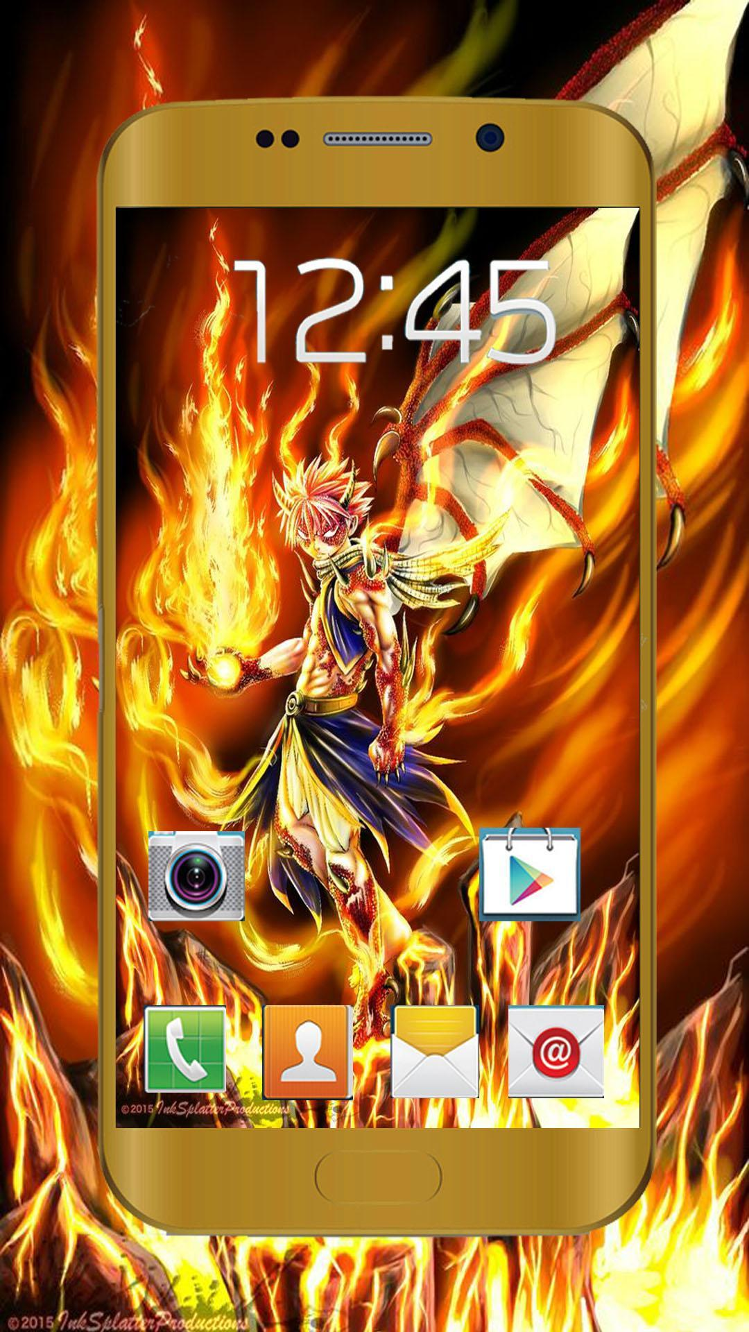 2000 Wallpaper Android Fairy Tail  Terbaik