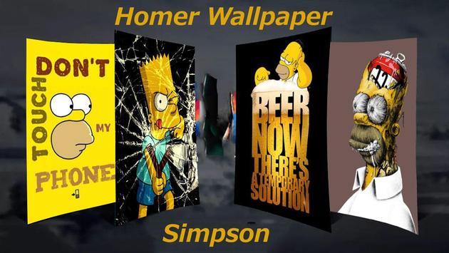 Homer Simpson Wallpapers screenshot 3