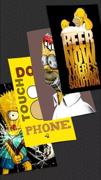 Homer Simpson Wallpapers poster