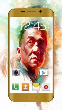 Jackie Chan Wallpapers HD screenshot 3