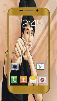 Jackie Chan Wallpapers HD poster