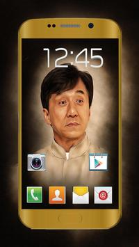 Jackie Chan Wallpapers HD screenshot 1