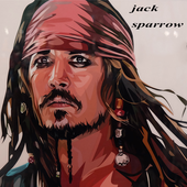 Jack Sparrow Wallpapers HD icon