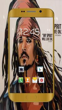 Jack Sparrow Wallpapers HD poster