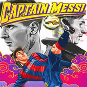 Lionel Messi  Wallpaper hd icon