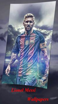 Lionel Messi  Wallpaper hd poster
