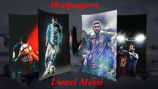 Lionel Messi  Wallpaper hd apk screenshot
