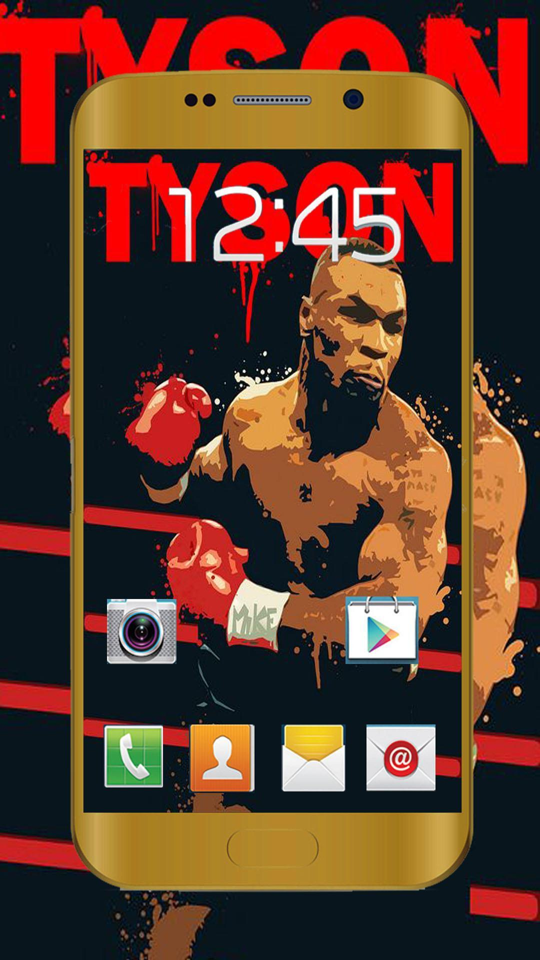 Mike Tyson Wallpaper For Android Apk Download