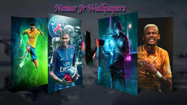 Neymar Jr Wallpapers HD poster