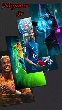 Neymar Jr Wallpapers HD screenshot 1