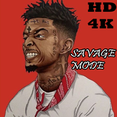 21 Savage Wallpapers HD icon