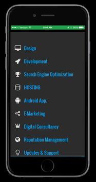 Creative Web Designs apk screenshot