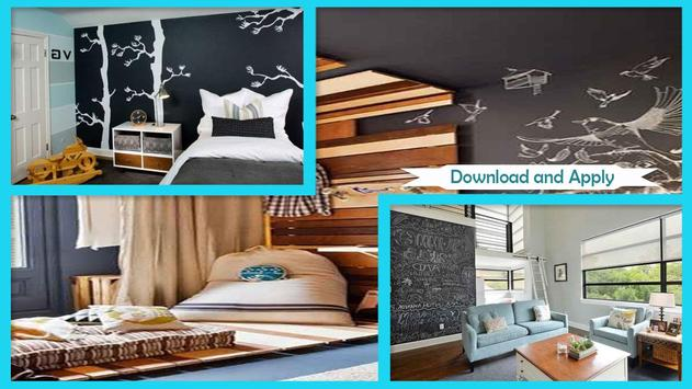 Creative Chalkboard Wall Ideas screenshot 2