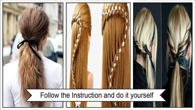 Easy ribbon hairstyles step by step for android apk download easy ribbon hairstyles step by step screenshot 2 solutioingenieria Images