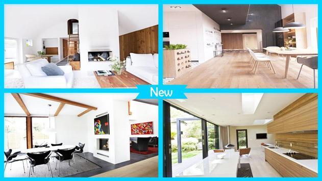 Modern Scandinavian Home Design poster