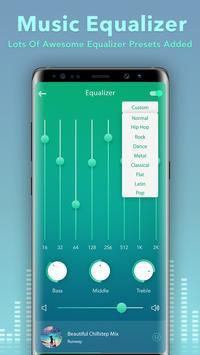 Music Equalizer - Bass & Volume Booster screenshot 3