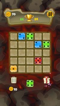 Dominoes Merge : Lava Puzzle apk screenshot