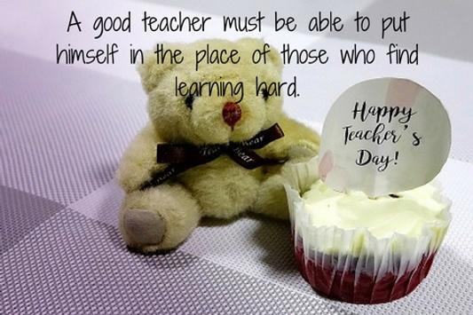 Teachers Day Greeting Card apk screenshot