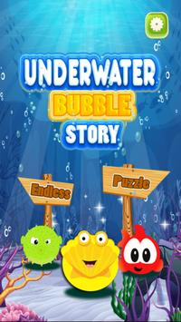UnderWater Bubble Story poster