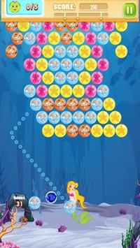UnderWater Bubble Story apk screenshot