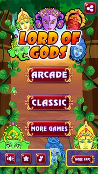Lord of Gods poster