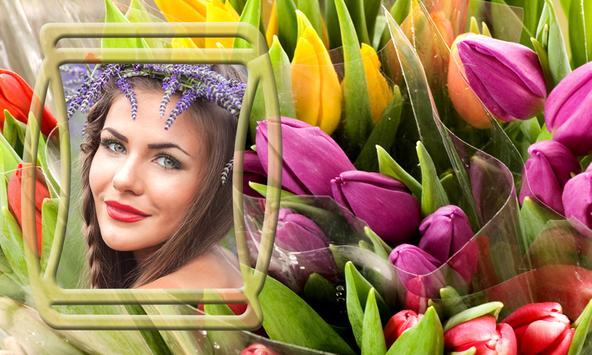 Flowers Photo Frames apk screenshot