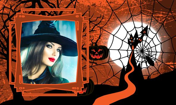 Halloween Photo Frames screenshot 7