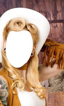 Cowboy Photo Suits screenshot 5