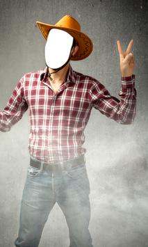 Cowboy Photo Suits apk screenshot