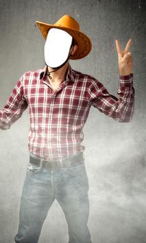 Cowboy Photo Suits screenshot 8