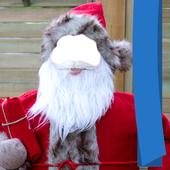 Santa Claus Dress Editor icon