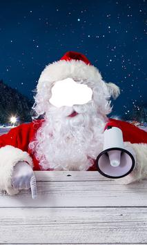 Santa Claus Dress Editor poster